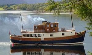 Majestic Line Cruise, Scotland