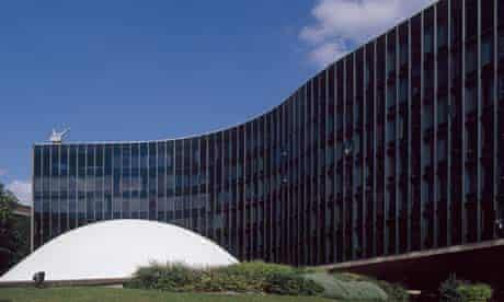 French Communist Party Headquarters, Paris