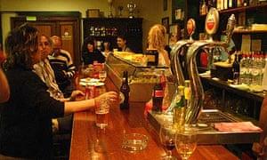 Pelayo Trinquet sport bar, Valencia