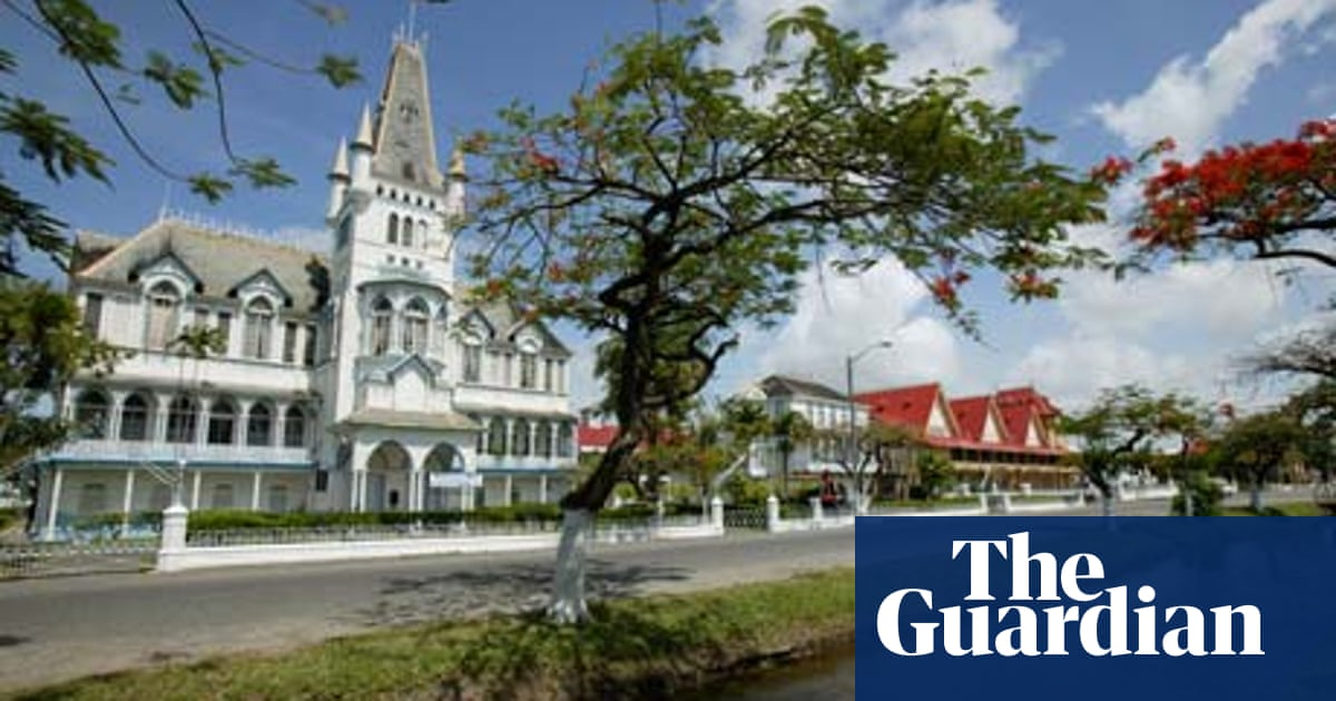 Going local in Georgetown, Guyana | Travel | The Guardian