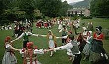 Eisteddfod festival in Wales