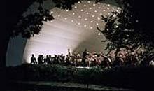 Kenwood Park concert