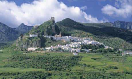 Zahara, Andalucia, Spain