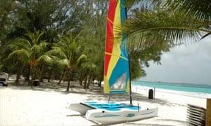 Family beach:  Almond Casuarina Beach Resort, Barbados