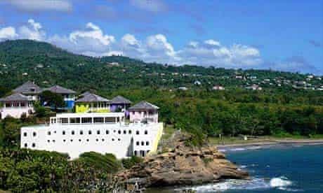 Paradise Bay eco lodge
