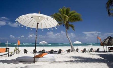Shambala Petit beach hotel, Mexico