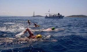 Swim Trek, Malta