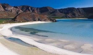 Balandra beach, Baja, Mexico