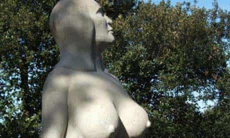 Can Ginebreda sculpture park, Spain
