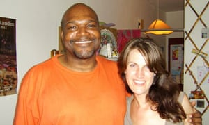 French Guiana: Vicky Baker meets Daniel from Cayenne