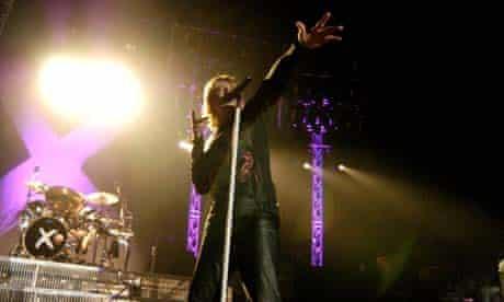Joe Elliott, singer Def Leppard