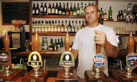 The Black Horse Pub, named Camra new-build pub of the year, near Walcote, Leicestershire