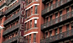 The Chelsea Hotel, New York