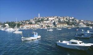 Vsar harbour, Croatia