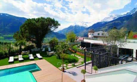 Spa Gartner in South Tyrol, Italy