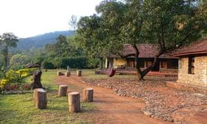 Fringe Ford hotel in Wayanad, Kerala