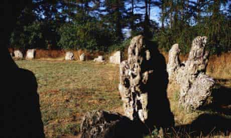 Rollright Stones, Oxfordshire