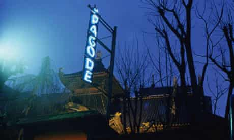 La Pagode cinema paris. Photographer: Tatiana Markow/Corbis