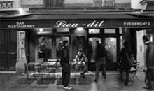 Club-ciné at Le Lieu Dit, Paris
