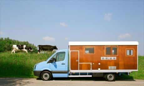 The Tonke Camper van