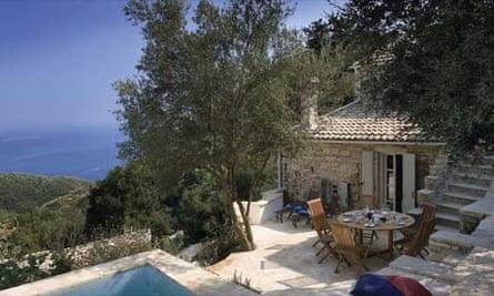 Rou Estate, Corfu