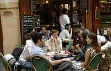 Paris bars a vins: Les Papillions