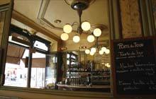 Paris bars a vins: La Tartine