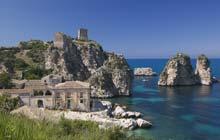 Scopello beach, Sicily