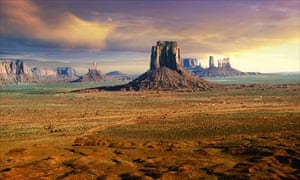 Monument Valley, Navajo Tribal Park, US