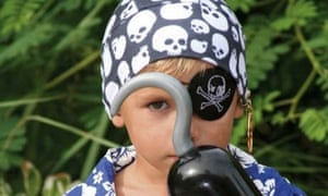 Drunken Sailor gets a children's pirate makeover | Books