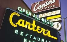 Canter's Deli, Los Angeles, US