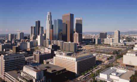Downtown Los Angeles, US