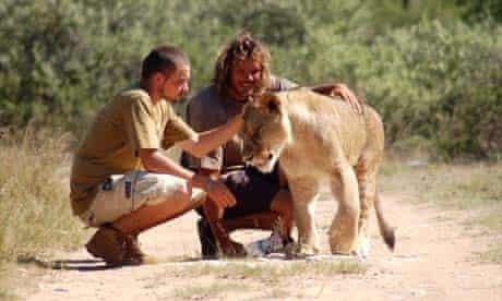 Harnas Wildlife Sanctuary, Namibia