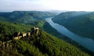Wachau Valley, on the Danube, Austria