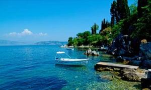 Agni, Corfu