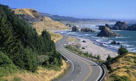 Highway 101, Oregon, US