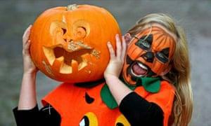 Pumpkin and Halloween Olympics, Cheshire