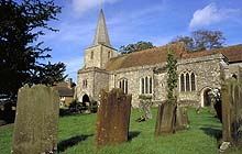 Pluckley, Kent. England's most haunted village