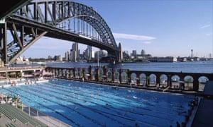 Sydney swimming pool