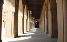 The mosque of Ibn Tulun, Cairo, Egypt