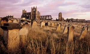 St Mary's cemetery, Whitby
