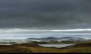The Shetland Islands, Scotland