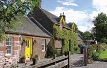 Alastair Sawday's special places to stay in Scotland: Ballat Smithy