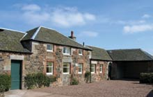 Alastair Sawday's special places to stay in Scotland: Oldhamstocks Cottage