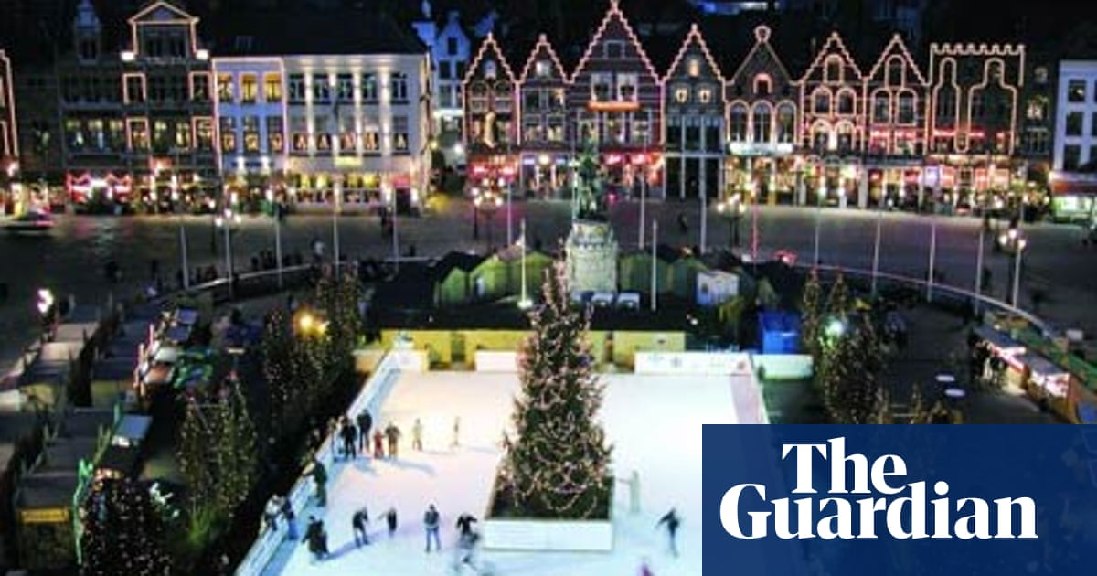 Bruges Christmas Market Breaks.Flying Visit Bruges Travel The Guardian
