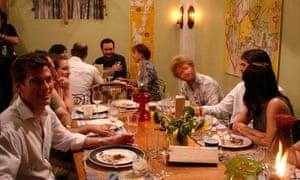 New York's secret restaurants