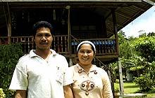 Koh Yao Noi homestay in Thailand
