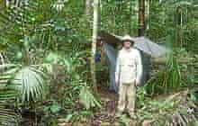 Mark Barrowcliffe on his Amazon adventure with Ed Stafford