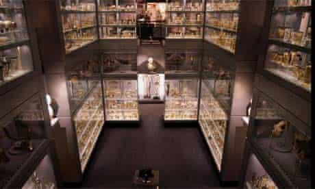 Hunterian Museum, London