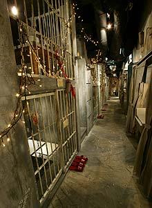 Tokyo theme restaurant: Alcatraz ER